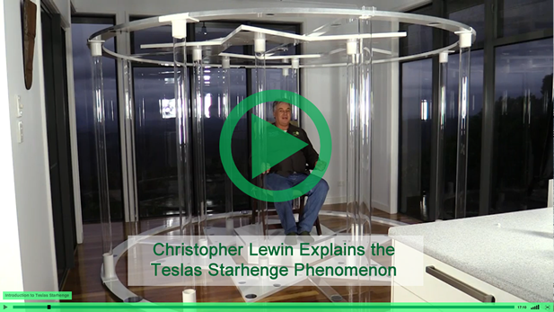 Scalar Energy and Magnetic Scalar Waves - the Story of Teslas Starhenge