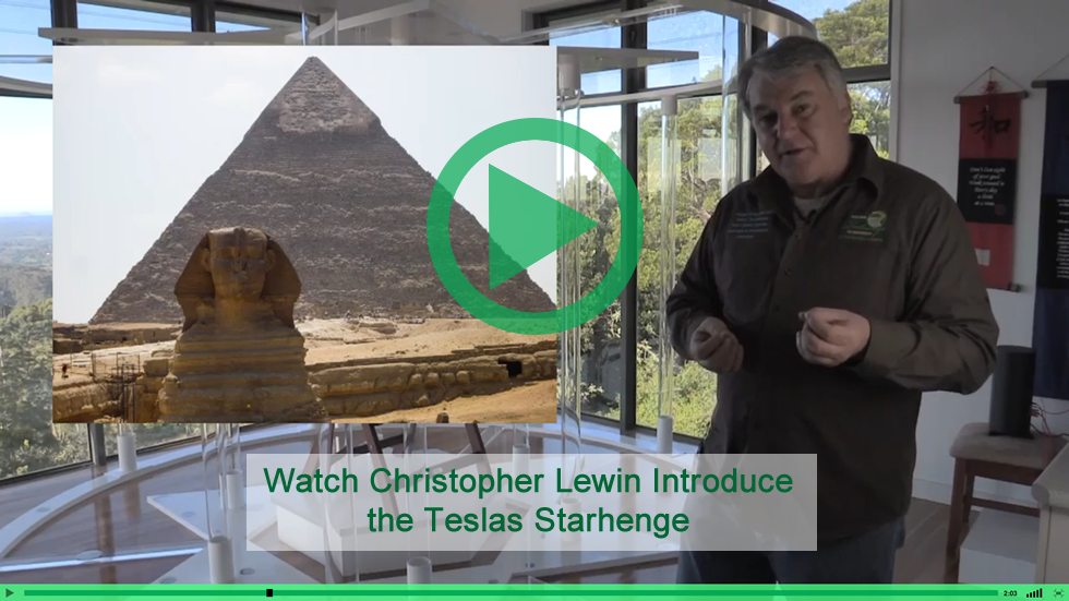 Introducing Teslas Starhenge - Ancient Energy, Modern Technology